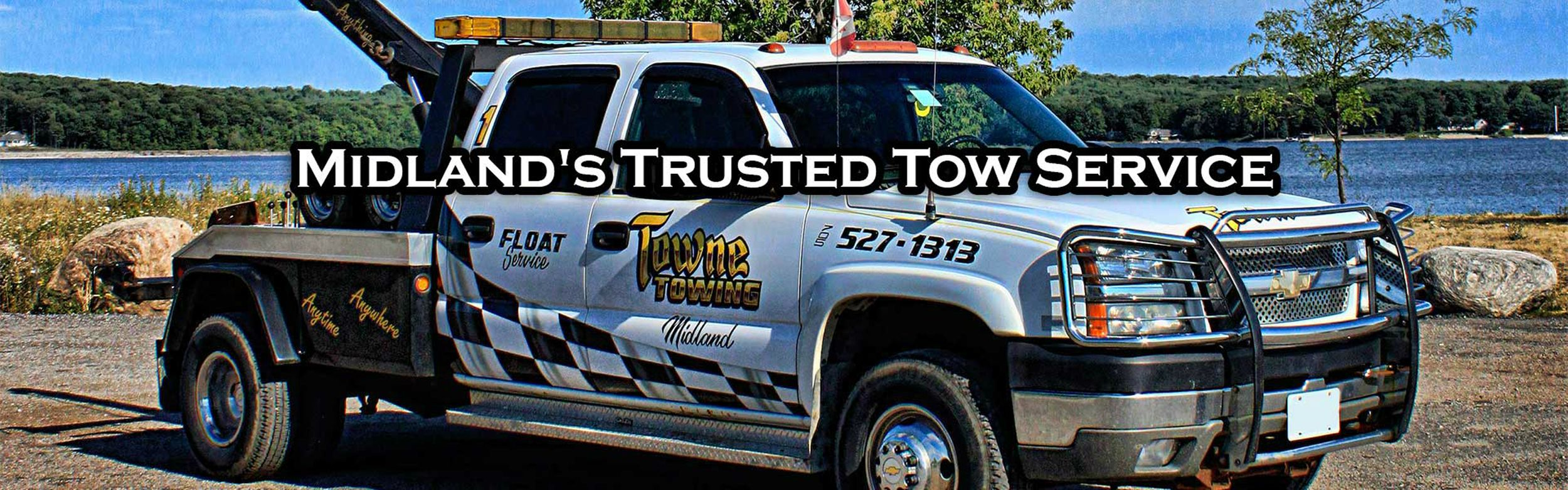Midland's Trusted Tow Service